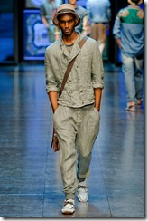 D&G Menswear Spring Summer 2012 Collection Photo 27