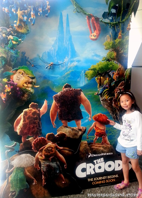 Croods movie