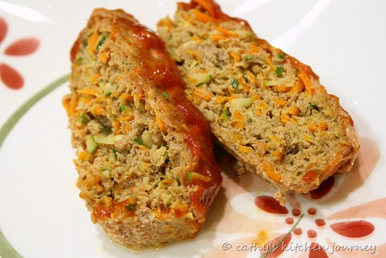 veggie turkey meatloaf