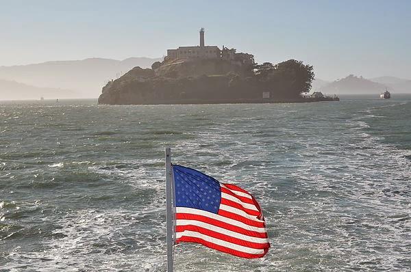 Alcatraz再見了