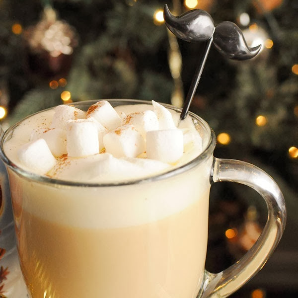 Spiced White Chocolate Latte Recipe #CMcantwaitCGC