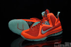 lebron9 allstar galaxy 87 web black Nike LeBron 9 All Star aka Galaxy Unreleased Sample