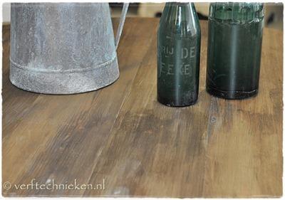 Vergrijsd hout archieven verftechnieken