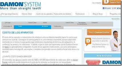 damon braces ortodoncia barata economica clinicas en argentina presupuesto gratis