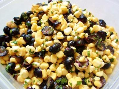 blueberry corn salsa 1
