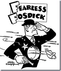 Fearless Fosdick