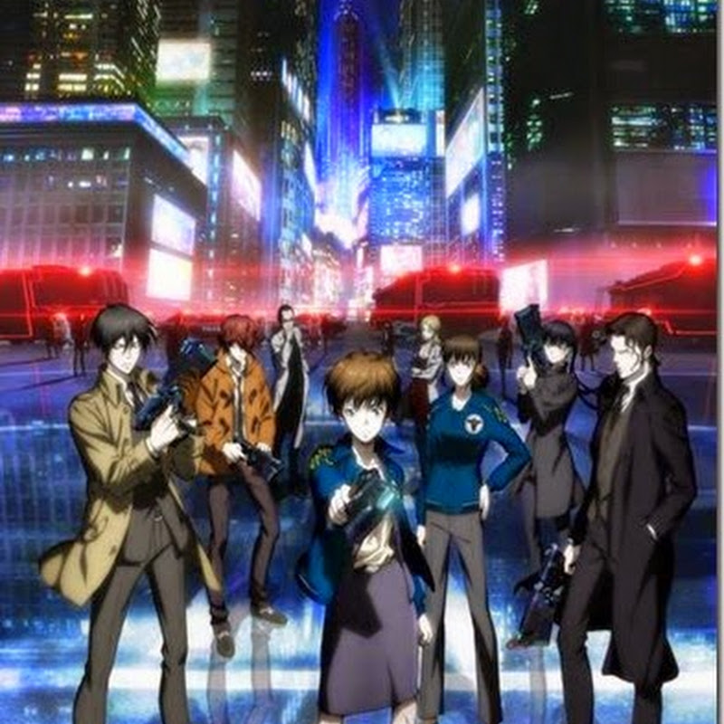 MOTD: Psycho Pass 2 & Psycho Pass Movie