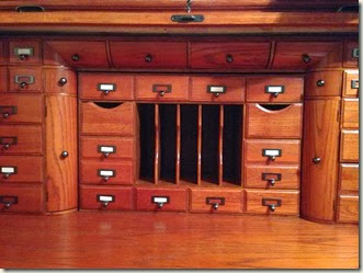 drawers & cubbies
