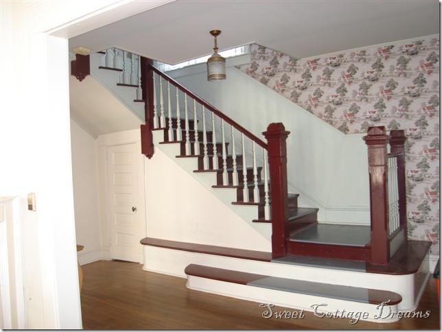 farmhouse 5 stairs