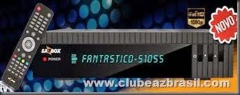 ATUALIZAÇÃO SATBOX FANTÁSTICO S1055 HD V3.14P