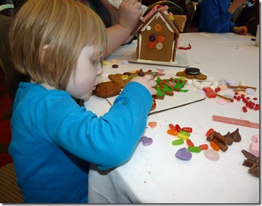 Gingerbread Workshop 3