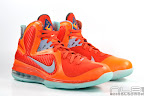 lebron9 allstar galaxy 43 web white Nike LeBron 9 All Star aka Galaxy Unreleased Sample