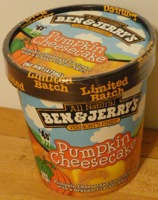 Pumpkincheesecake B J