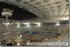 Estádio em 2011