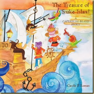 The Treasure of Snake Island cover