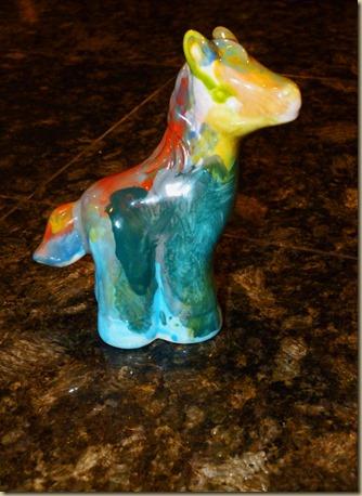 Ceramic Pony