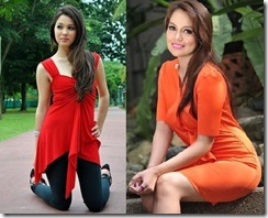 Emma Maembong dan Nelydia Senrose 1