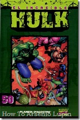 P00050 - Coleccionable Hulk #50 (de 50)