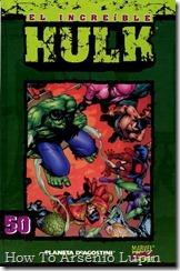 P00050 - Coleccionable Hulk #50 (de 50)
