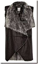 Great Plains Baa Baa Faux Fur Gilet