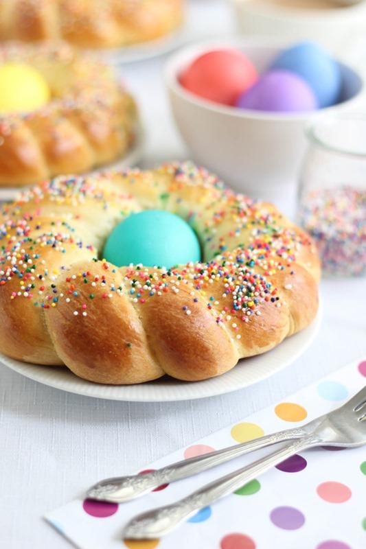 SprinkleBakes Sprinkle Bakes Italian Easter Bread 5