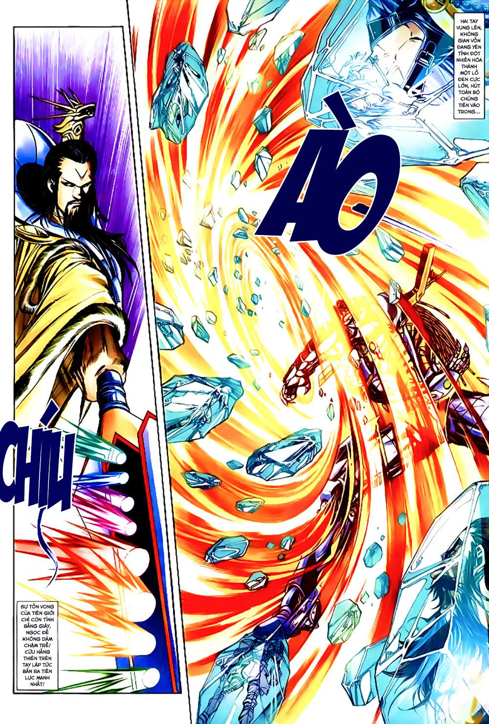 xem truyen moi - BÁT TIÊN ĐẠO - Chapter 29: Luyện Ngục