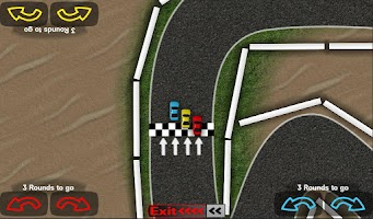 Screenshot of Action for 2-4 Players