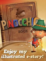 Screenshot of Talking Pinocchio Pro