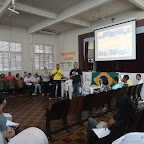 Reunio da equipe da Semana Missionria - Salvador