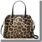 Kate Spade Cross Body Leopard Print Bag