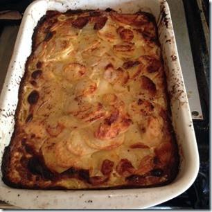 Aga potatoes dauphinoise recipes