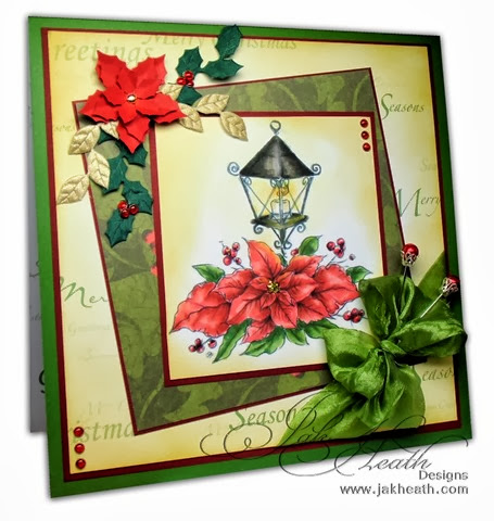 Poinsettia Lamp1