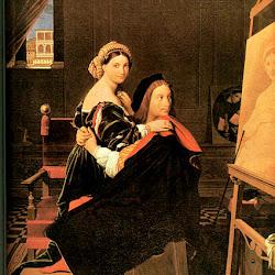 Ingres, Raphael & Fornarina 1814.jpg
