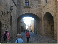 Medieval street (Small)