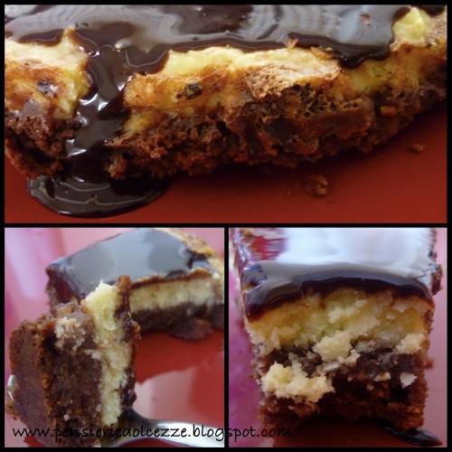 Bounty Cheesecake 2