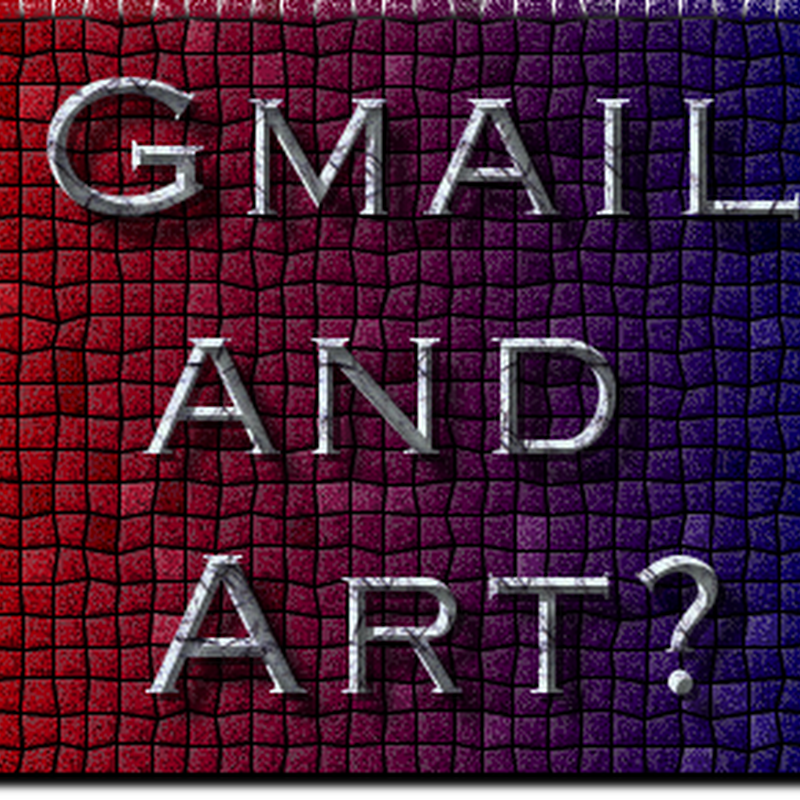 How to Market Art Online With Gmail