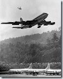 0602 premier vol du Boeing 707