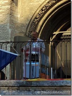 Avignon 2011, Parade