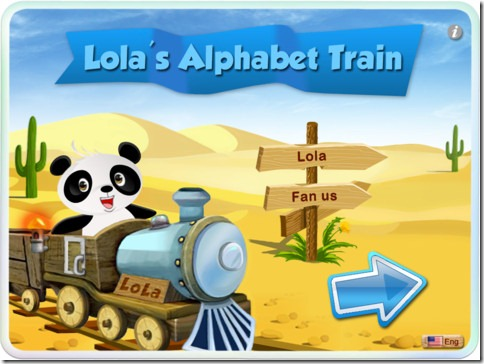 Lola's Alphabet Train HD