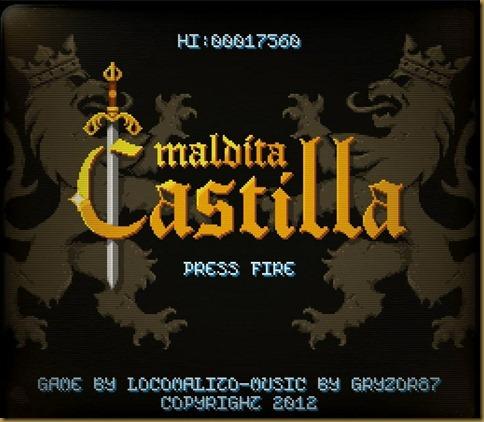 MALDITA CASTILLA タイトル