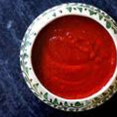 Mild Red Chile Dressing