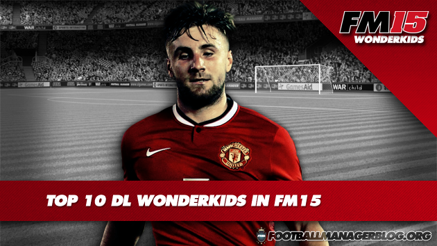 Top 10 DL WBL Wonderkids in FM15