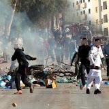 Constantine, Les affrontements reprennent à Ali-Mendjeli
