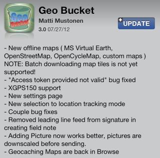 Geo Bucket 3.0