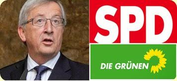 SPD_Gruene_Juncker
