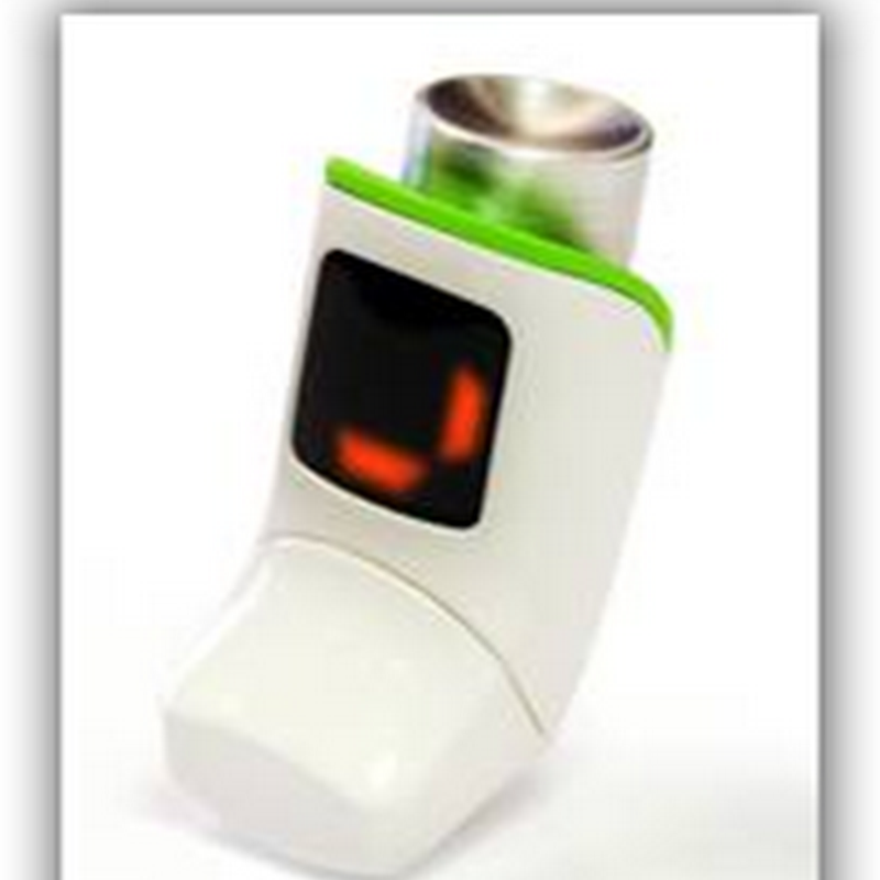 T-Haler An Asthma Inhaler Training Device–Sensor and Wireless Technology From Cambridge Consultants