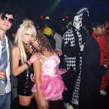 halloween at republik nightclub in toronto in Toronto, Ontario, Canada