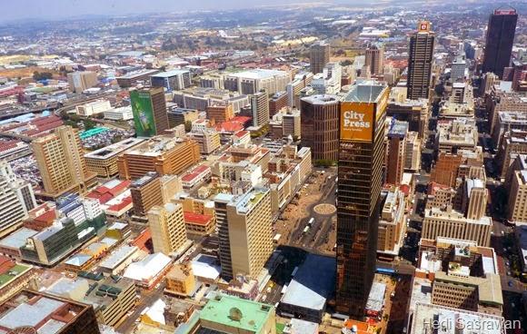 Johannesburg, Afrika Selatan