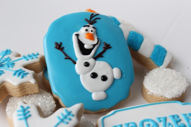 Frozen Cookies 100