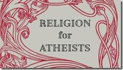 Религия для атеистов